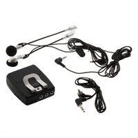 Wholesale New Motorbike Motorcycle Helmet Intercom Headset Way MP3