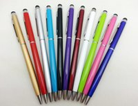 Wholesale Capacitive Stylus Pen Touch Screen Pen For ipad Phone iPhone