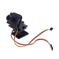 assemble definition - 720P High Definition PAL Camera Kit Fully Assembled Pan Tilt Servos Mount Platform Set for RC Quadcopter