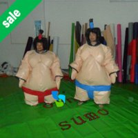 Wholesale Cheap inflatable sumo wrestling set Toy Sports Cheap Toy Sports Cheap Toy Sports