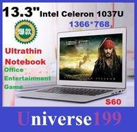Wholesale NEW inch laptop computer intel Celeron U GHZ Dual Core GB GB windows camera laptop notebook Resolution HDMI