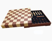 backgammon pieces - High quality import solid wood in standard international chess with big size chess pieces and backgammon clips