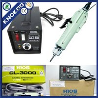 Wholesale HIOS Precision Screwdriver CL with CLT power supplier high quality electronic screwdriver H4 bit kfg cm