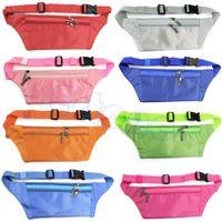 Wholesale W110 New Hot Unisex Travel Bum Bag Handy Hiking Sport Fanny Pack Waist Belt Zip Pouch