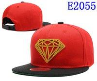Wholesale Newest Hotest Leopard Hater Hats Snapback Hats Caps Men Snapbacks Adjustable Diamond supply co Snap back cap Men Top Quality