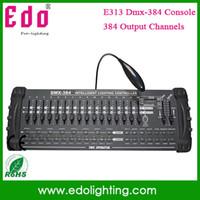 auto platform - New DMX384 control table scanner control platform stage light console signal equipment