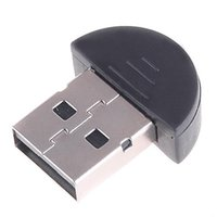 Wholesale Smallest Mini USB Bluetooth Adapter V2 EDR USB Dongle for PC Laptop Accessories