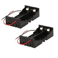 Wholesale Battery Holder Battery Storage Case Box Holder for Parallel Lithium Battery