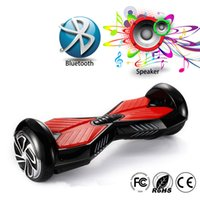 amazing wheel - Amazing inch self balancing LED scooter Mah electric skateboard V Battery Electric Scooters Transformers New Arival