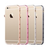 Wholesale Luxury Metal Aluminum bumper frame case cover for iphone air quot Protecter