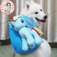 Wholesale Despicable Me Minions Cartoon Pet Dog Cat Backpack Bag Portable Folded Bag minion Pet School Bag Summer Travel Bag