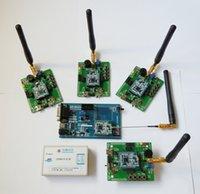 achat en gros de module d'entrée de courant-Bluetooth CC2540 entrée basse de puissance kit de niveau 4 Module 4 plaque de base artificiel 1 appareil 1