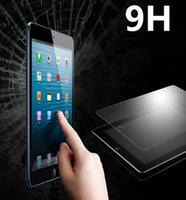 Wholesale tempered glass for ipad mini Explosion Proof Premium Tempered Glass Screen Protector for apple ipad mini retail box