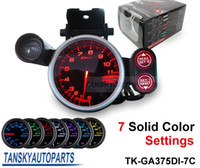 Wholesale Universal Meter Gauge colors settings mm Defi Link Meter Racer Gauge Tachometer color setting TK GA375DI C