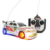 Wholesale JLFToys Remote Control Car Toy Car Young People Children Drift Stunt Mini IPL LIGHT RC Silver Car