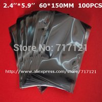 Wholesale Size mm_2 Top Open Antistatic ESD Bag Anti static