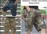 bdu shorts - Tactical Mandrake Typhon Grain Printing MANDRAKE BDU Force Combat Cargo Shorts Casual half Pants MAYFLOWER for Hunting Army Trousers Kryptek