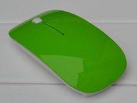 cordless mouse - New USB Optical Wireless Mouse G Receiver Super Slim Mouse Cordless Computer PC Laptop Desktop Colors