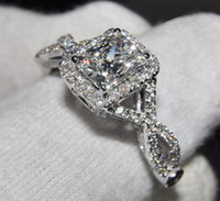 designer inspired jewelry - Lady s Silver Filled Diamond Simulated CZ Stone Pave Set Wedding Ring Designer Inspired Jewelry