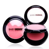 air textures - Brand new BABY GAGA air superfine texture Dear skin blush Double deck Double color blush