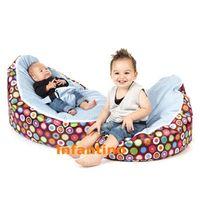 Wholesale Baby Child Cute WATERPROOF BASE MODERN Chair Bean Bag Sofa