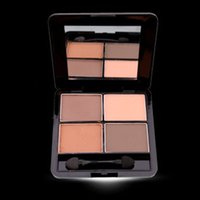 Cheap Wholesale-4 color eye shadow palette Natural Nude Matte Eyeshadows maquiagem profissional women beauty Makeup Naked palette zx*HJ1033W#M9
