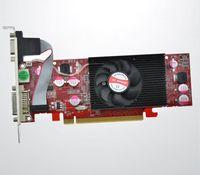 Wholesale 100 NEW ATI Radeon X1650 Pro MB HM DDR2 PCIExpress S Video VGA DVI Low Profile Video Card dropshipping