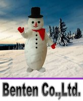 beer belly costume - Factory Outlets Christmas Beer Belly Snowman Halloween Cartoon Fancy Dress Animal Mascot Costume LLFA4442F