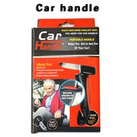 Wholesale New arival Cars door multi function armrest portable Car handle Car Cane Grip Tool get in and out of your car with ease pc Retail package
