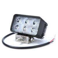auto work lights - 2pcs W LM Spot Beam Auto EPISTAR LED Work Light For SUV ATV WD x4 JEEP V V IP67 Motorcycle Fog Lamp