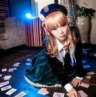 amnesia cosplay - AMNESIA cosplay costume heroine College style dress