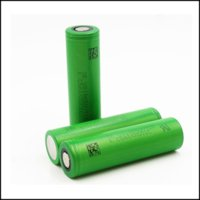 battery ny - Authentic So ny VTC5 Battery mAh High Drain A Battery upgraded VTC VTC4 for Kanger Subox Mini Evic VT VTC Mini Kit