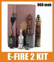 provari - E fire Wooden e cig kits mod Variable Voltage vs mechanical mod kit provari mod clone phenom mod Gift Box Kit tz184