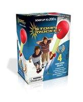 Wholesale Ultra Stomp Rocket Outdoor Toys Pressing air Rocket