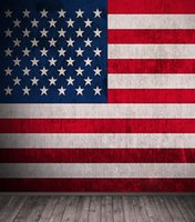 american flag photography - 150cmx200cm ftx6 ft photography backdrops american flag Independence Day retro pattern background