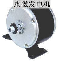 Wholesale Dual purpose V W Wind Power Generator High Speed Permanent Magnet Generator DC motor