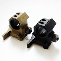 Wholesale Tactical Aluminum Quick Lock QD Scope Mount Fit mm mm Scope