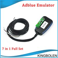 benz renault daf - Adblue Emulator in with Programing Adapter Professionall for Mercedes Benz MAN Scania Iveco DAF Volvo and Renault Diagnostic tool