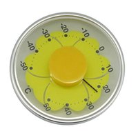Wholesale T795 Window Door Outdoor Thermometer Household Thermometers Dial Stick on the glass Waterproof Originality Good gift