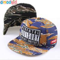Wholesale 2015 spring summer boys Hip hop hats korean style Camouflage cloth children cap fashion letter embroidery kids baseball hat age ab1053