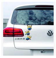 funny head - Cartoon Minion Car Decals D Funny Car Stickers Despicable Me Minion Cute Minion Despicable Me Decal Sticker for Car Accessories m