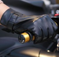 australian sheepskin gloves - Fashion Australian Sheepskin Gloves Winter Gloves For Men New Style Fashion Warm Mittens