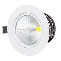 aluminum ce approval - ED COB W Non dimmable Led Downlight Recessed Ceiling Lights Degree Beam Angle Bulb AC220 V Downlight LED CE Approval