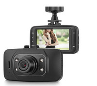 Wholesale Hot Brand New GS8000L quot Car DVR Vehicle Camera Video Recorder DashCam G sensor Camera DHL
