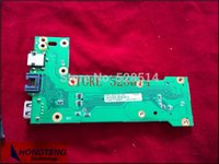 asus lan - original N0D101000 B03 FOR ASUS K42JC IO BOARD USB Power supply wifi lan Work Perfect