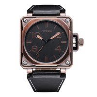 big colorful watches - 2015 New Gold Brand Men s Fashion Watches Colorful Men Big Square Dial Watch For Men relogio masculino Colors