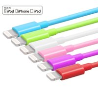 iphone 5 cables - Original MFI Certified pin to USB Date Sync Charging Charger Round Cable for iphone iphone cm