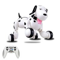 Wholesale 2 G Wireless Smart Remote Control Robot Dog Electronic Pet Animal Kids Educational Toys Kids Toys Dancing Robot Dog