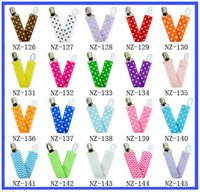 Wholesale 20 baby pacifier clip Baby pacifier chain Newborn pacifier anti out belt Factory outlets X1