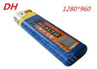 Wholesale Lighter camera Mini DVR Hidden Wireless Camera Lighter Micro Video Recorder Cam Camcorder mini lighter camera